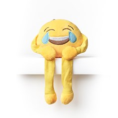 Crying With Laughter emoji Shelf Buddy | emoji® Shelf Buddy