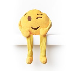 Wink Wink emoji Shelf Buddy | emoji® Shelf Buddy