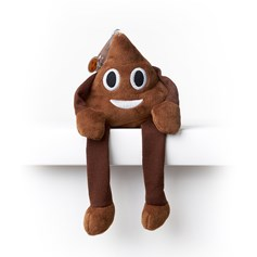 Poo emoji Shelf Buddy | emoji® Shelf Buddy