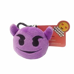 Horny Devil emoji Key Ring | Mini emoji® Key Chain