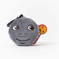 Moon emoji Key Ring | Mini emoji® Key Chain