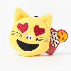 Love Cat emoji Key Ring | Mini emoji® Key Chain