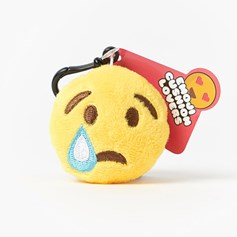 Sad Face emoji Key Ring | Mini emoji® Key Chain