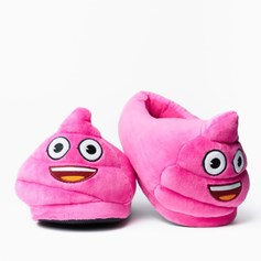 Pink Poo emoji® Brand Foot Cushion | Official Licensed Product