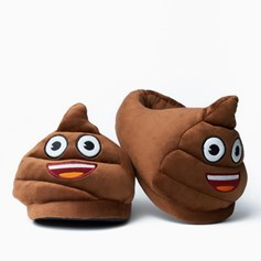 Poo emoji® Brand Foot Cushion | Official Licensed Product