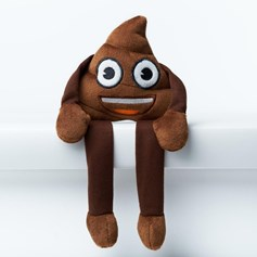 Poo emoji® Brand Buddy | Official Licensed Product