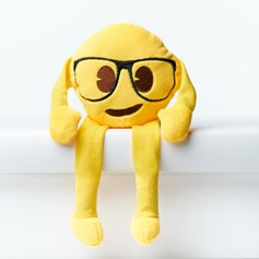 Geek emoji® Brand Buddy | Official Licensed Product