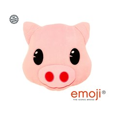 Pig emoji® Brand Cushion | Official Licensed Product