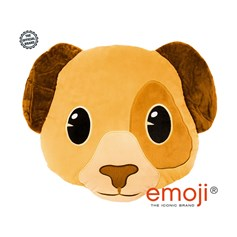 Puppy emoji® Brand Cushion | Official Licensed Product