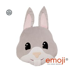 Rabbit emoji® Brand Cushion | Official Licensed Product