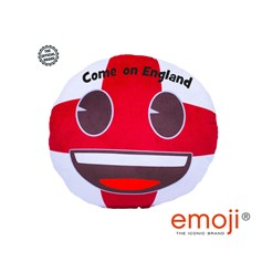 Come on England Football Flag emoji® Brand Cushion | Official Licensed Product