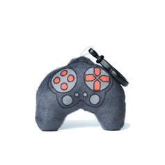 Controller emoji® Brand Keyring, the perfect gaming accessory, gift idea and cool keychain.