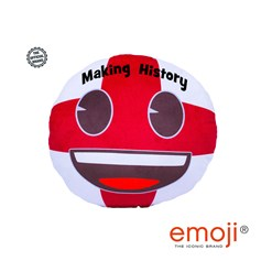 'Making History' England Football Flag emoji® Brand Cushion | Official Licensed Product