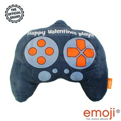 'Happy Valentines player' Controller emoji® Brand Cushion | Official Licensed Product
