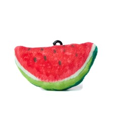 Melon emoji® Brand Keyring, a cute keychain and gift idea.