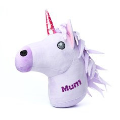 'Mum' Unicorn emoji® Brand Cushion | Official Licensed Product