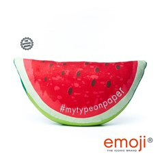 Love Island #mytypeonpaper emoji® Melon Brand Cushion | Official Licensed Product
