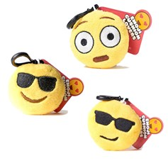 OMG, Stay Cool, emoji Key Chain Pack | emoji® Key Chain gift pack