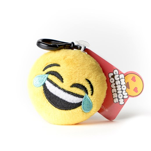 Crying With Laughter emoji Key Ring