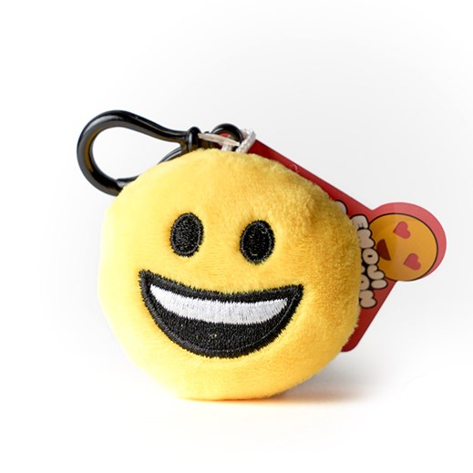Mini Happy emoji Key Ring