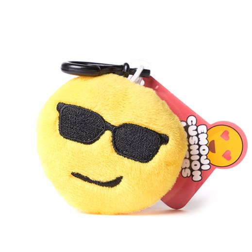 Stay Cool Cheeky emoji Key Ring
