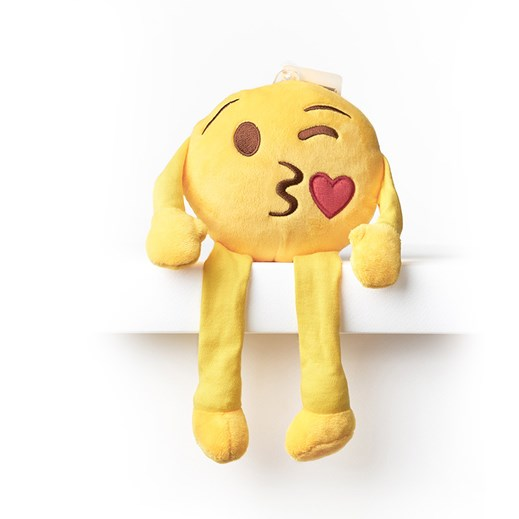 Blow a Kiss emoji Shelf Buddy