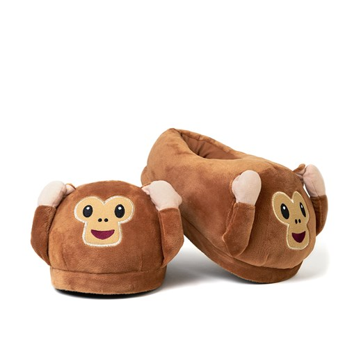 Monkey emoji Foot Cushion