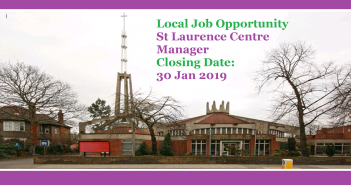 Local Job Opportunity for Local People in Catford