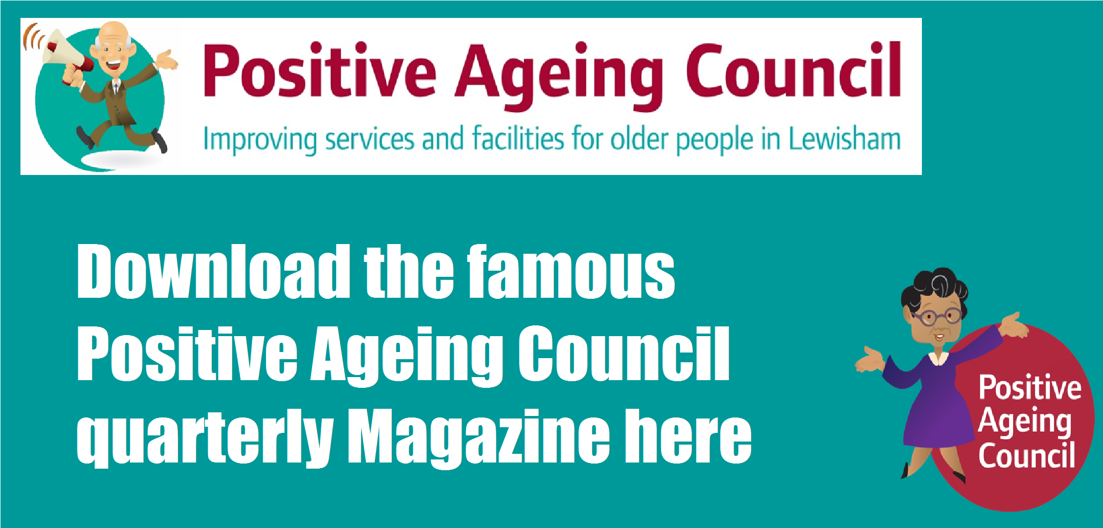 Positive Ageing Council Magazine – Read it online here!