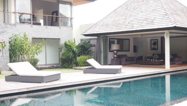 Beautiful large Balinese style house