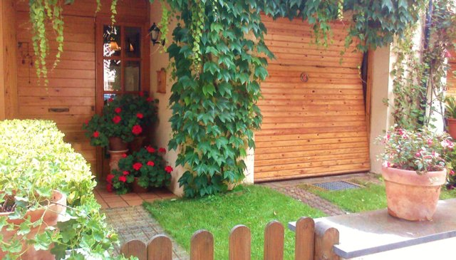 Cosy mountain semi-detached villa