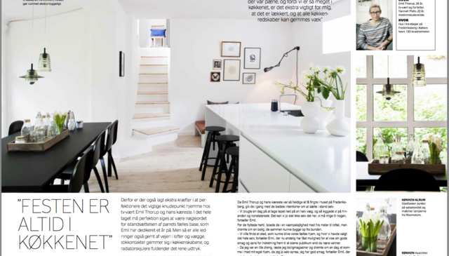 Luxury townhouse in the heart of Copenhagen