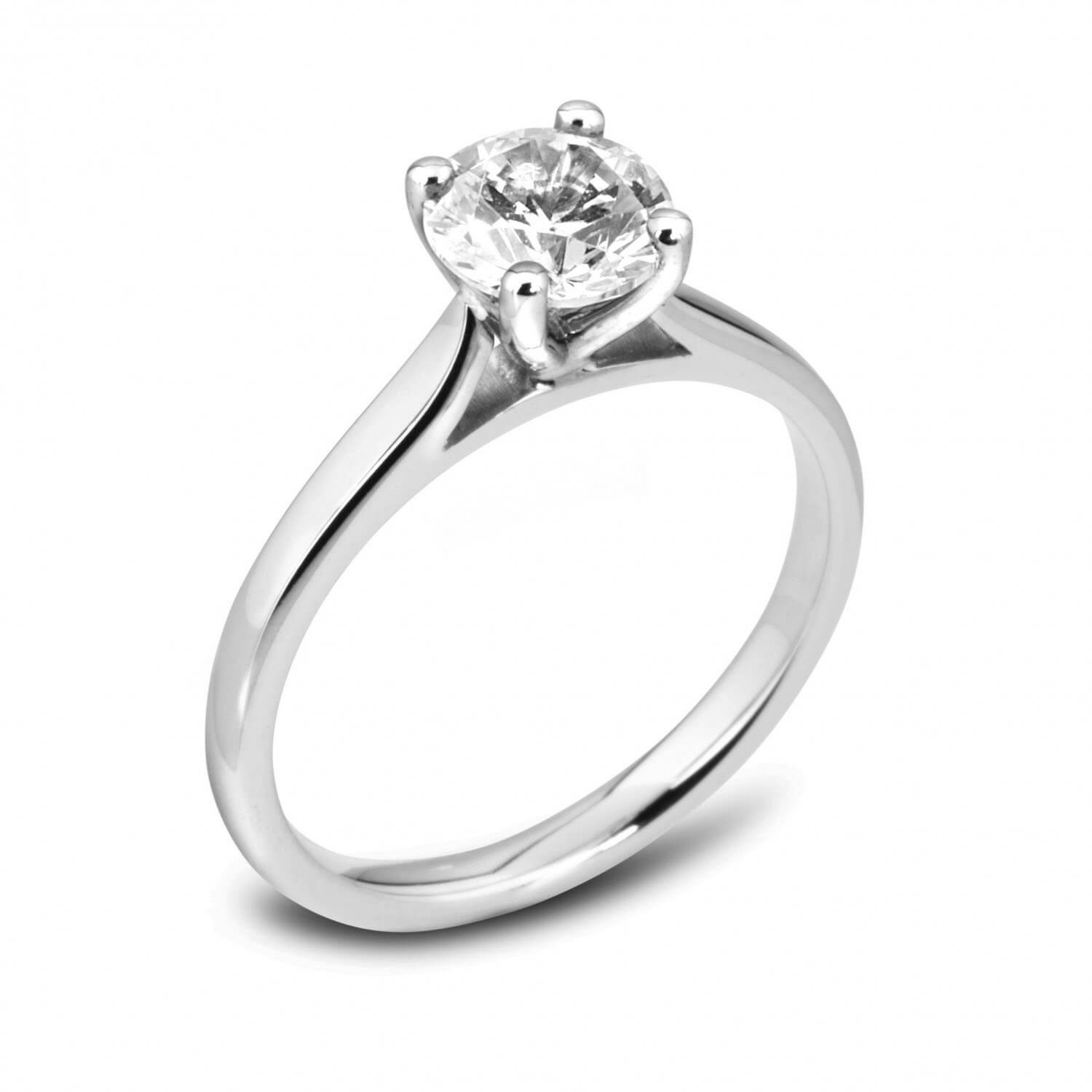 beers diamond promise ring solitaire de rings infinity engagement heart bridal jewellery