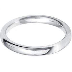 Classic Court Wedding Ring