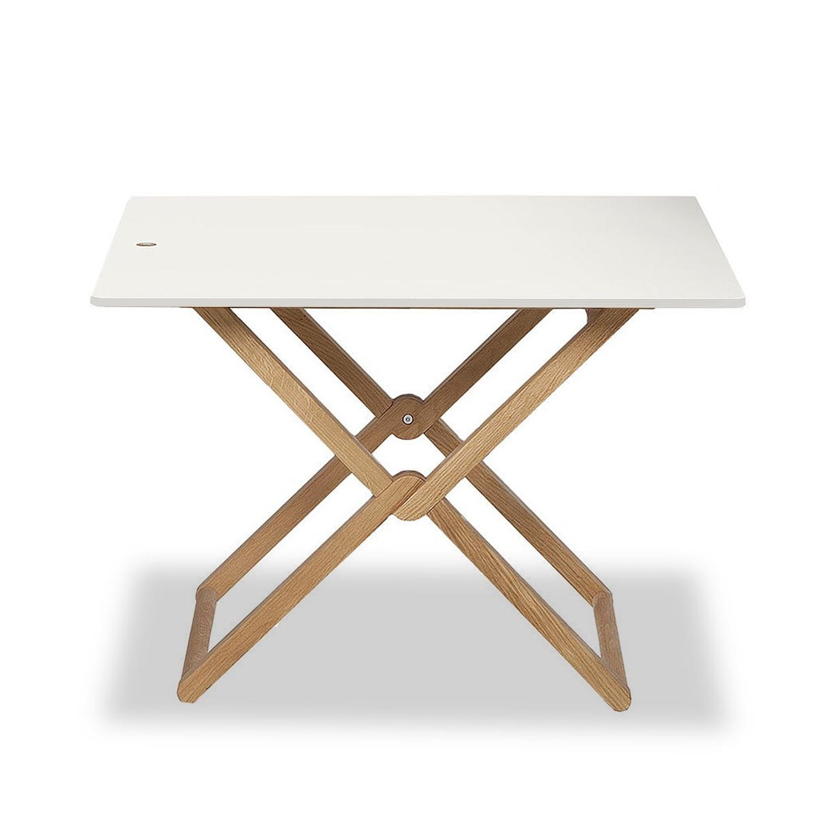 Low Fold Away Coffee Table: Treee Square Folding Coffee Table