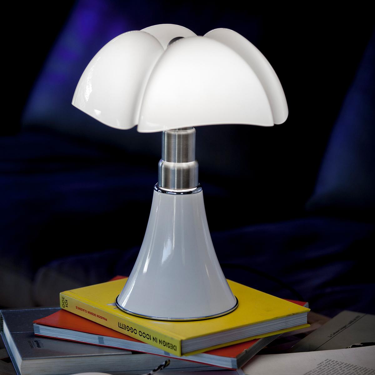 Lampada da tavolo pipistrello mini con led integrato by - Lampada da tavolo pipistrello ...
