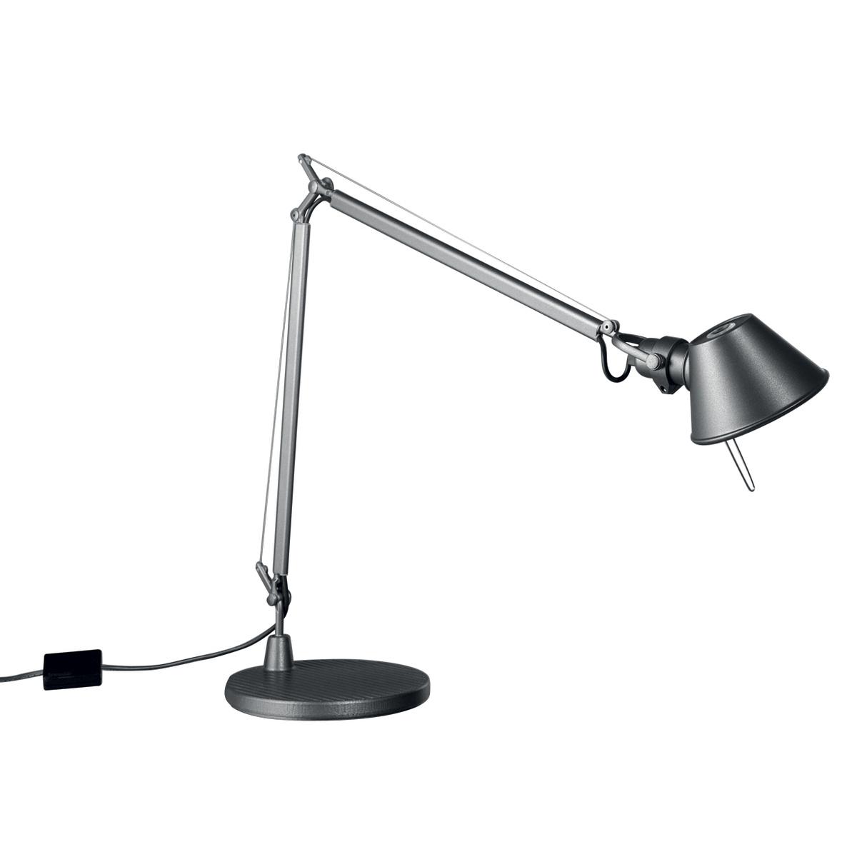 Lampada da tavolo tolomeo mini led con sensore di presenza by artemide lovethesign - Lampada da tavolo tolomeo ...