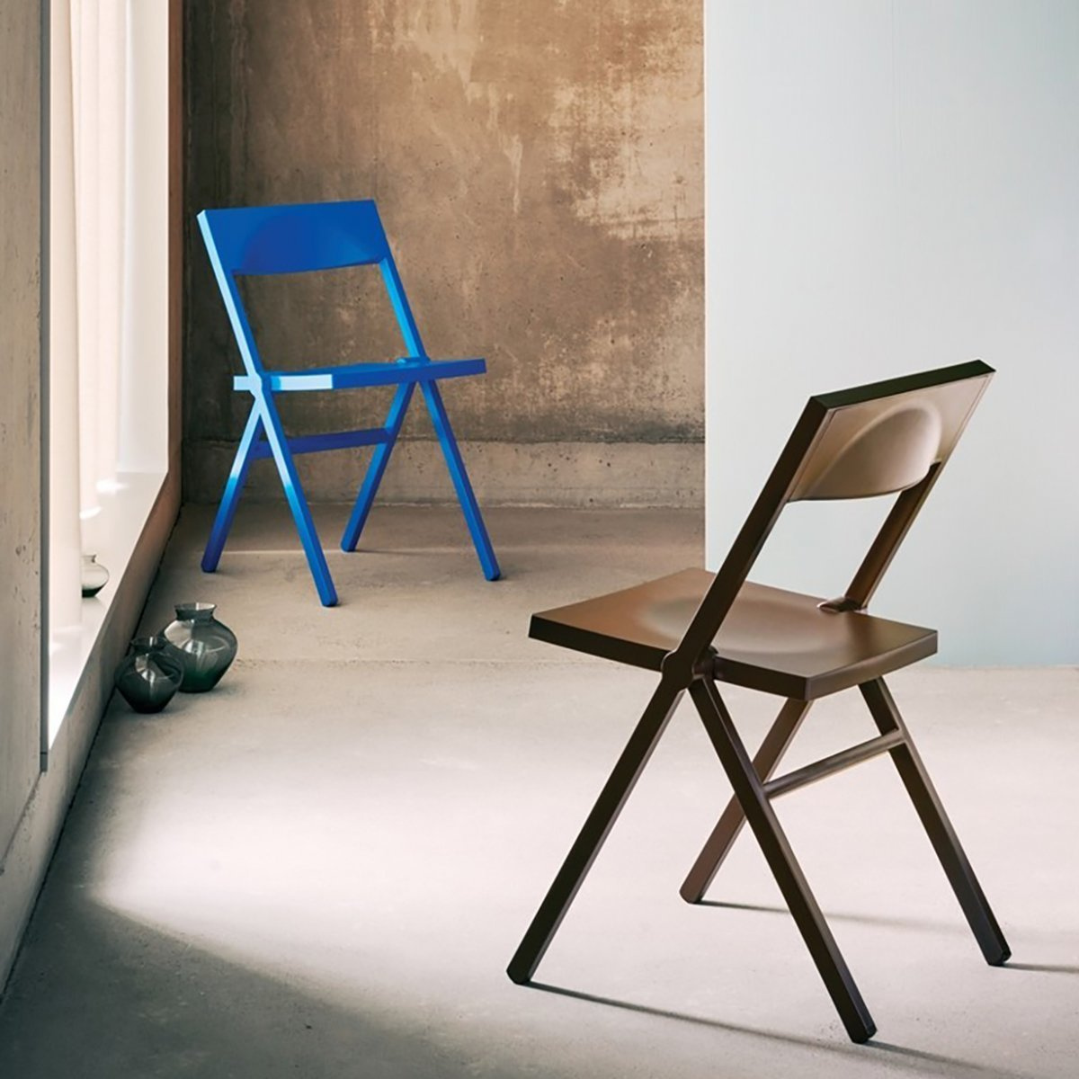 Piana Folding Chair By Alessi Lovethesign