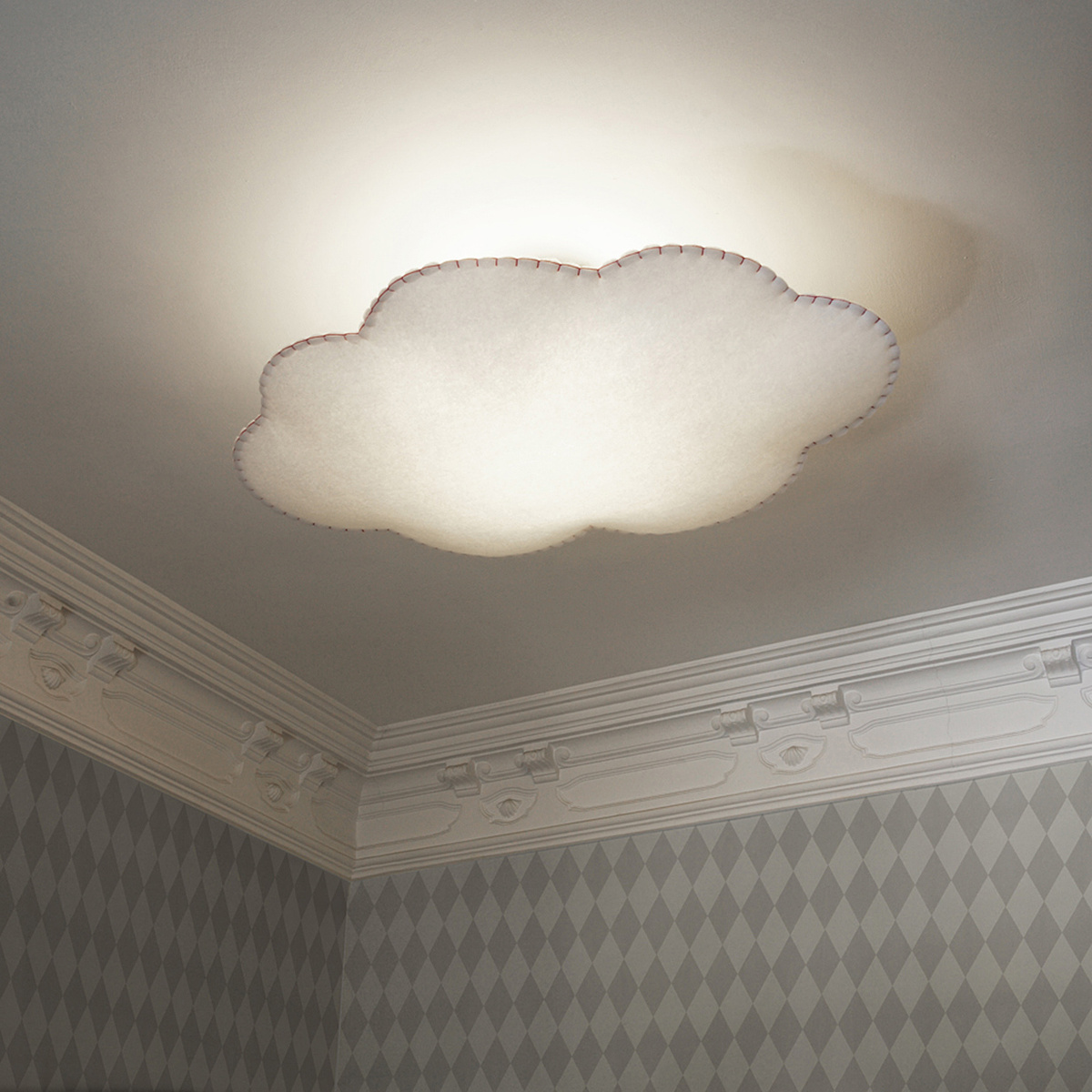 Cloud Softlight Ceiling Lamp Extra Large By Buokids Lovethesign