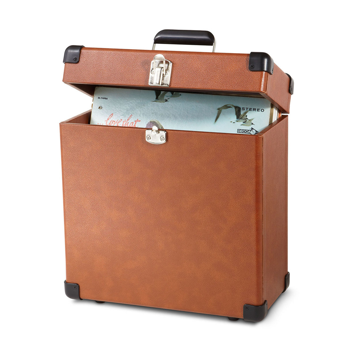 Porta Vinili Crosley Carrying Case By Crosley Lovethesign