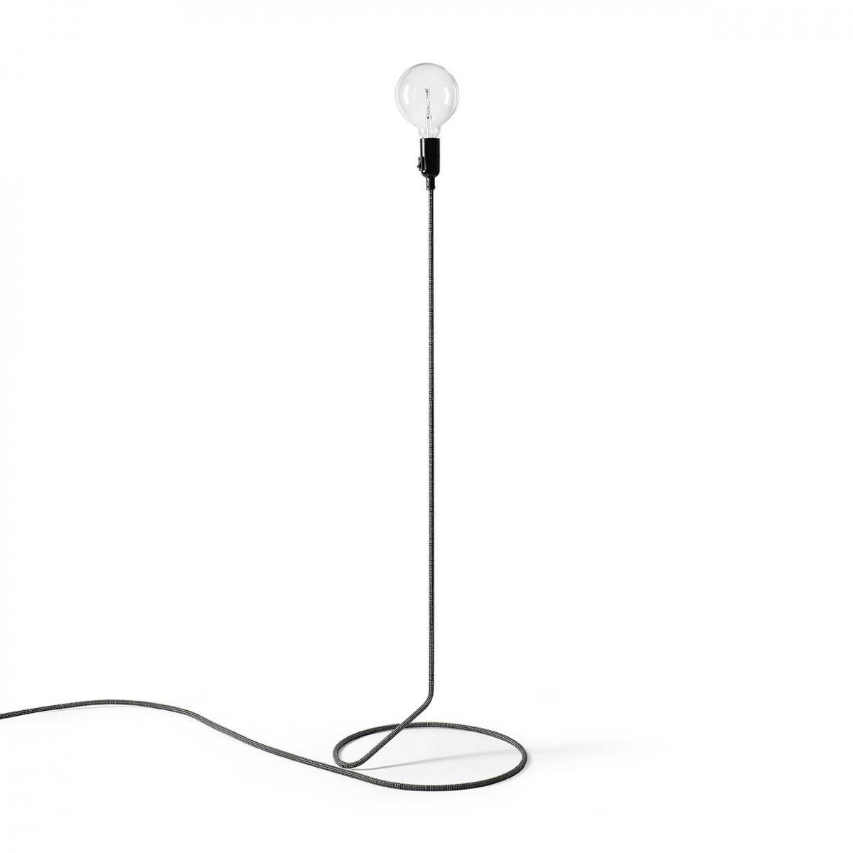 Lampada da terra cord by design house stockholm lovethesign - Lampada da terra design ...