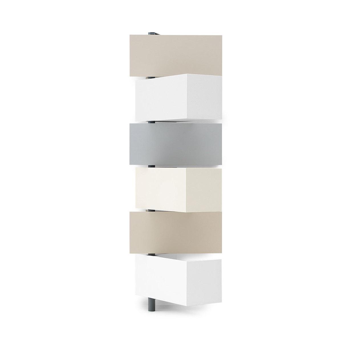 meuble de rangement giralot by sculptures jeux lovethesign. Black Bedroom Furniture Sets. Home Design Ideas