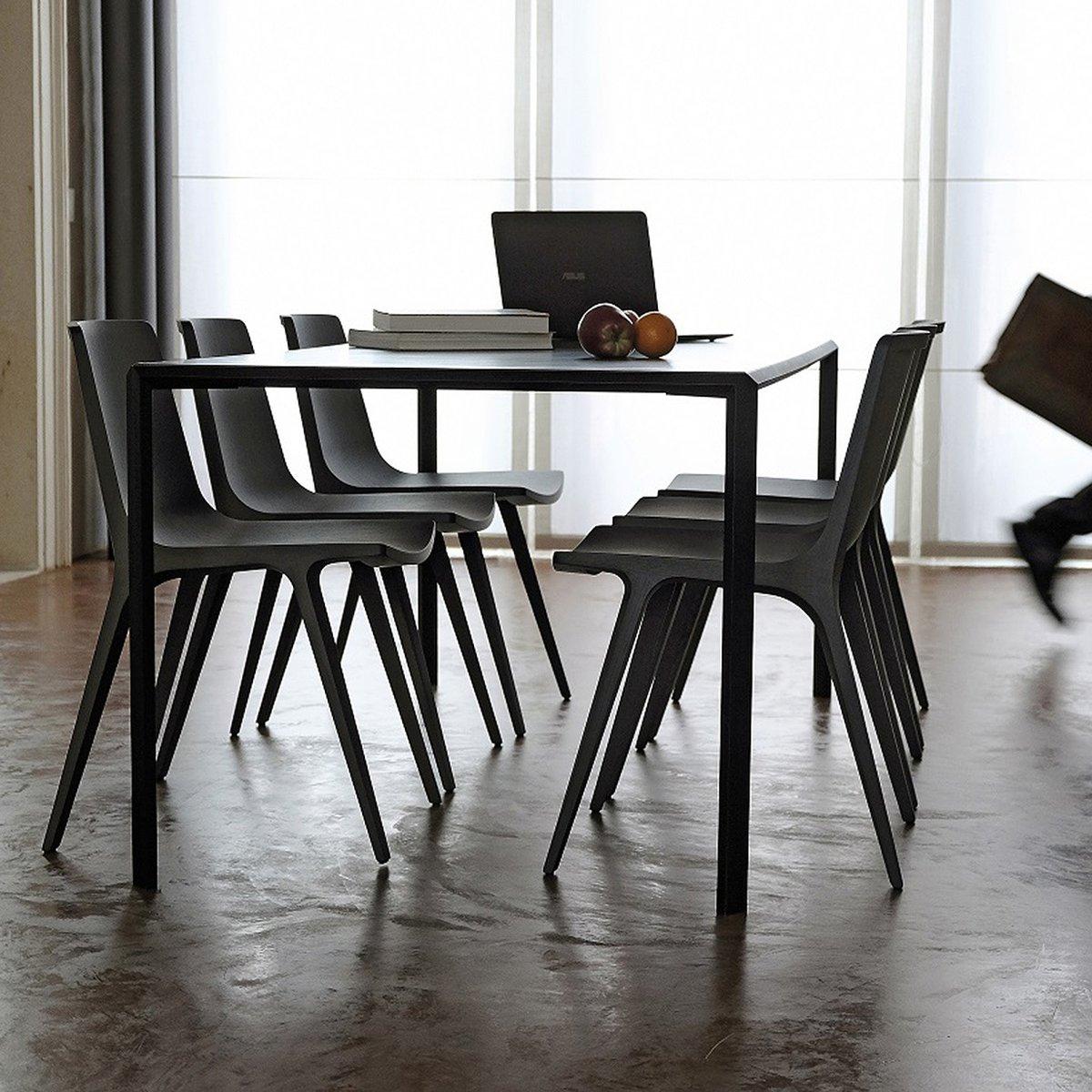 Tavolo rettangolare dueperdue 90x160 by infiniti design for Tavolo rettangolare