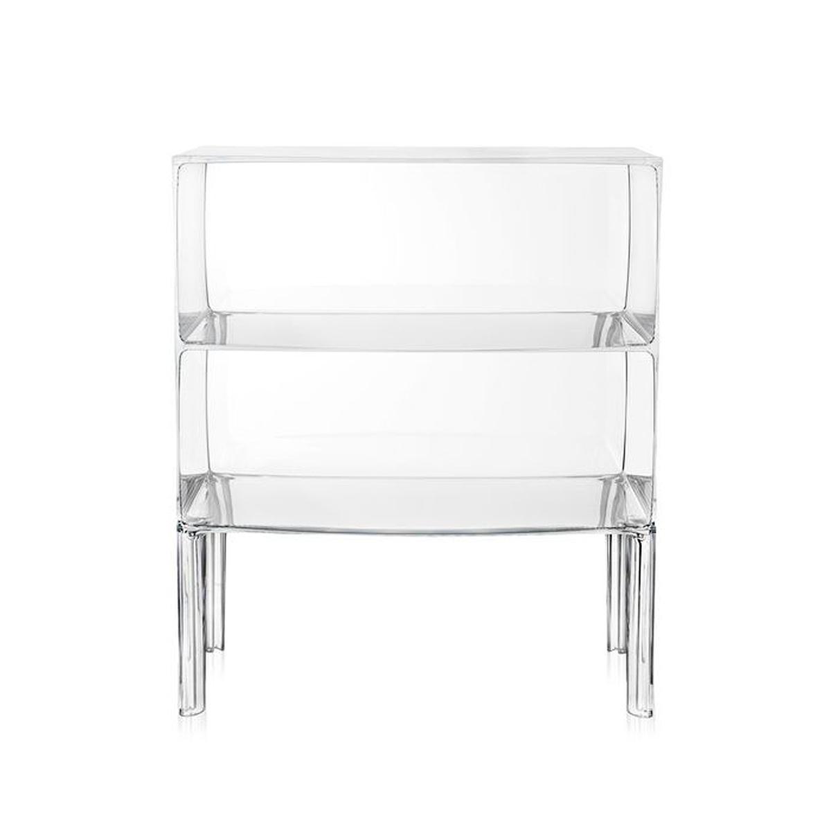 commode ghost buster h 80 cm by kartell lovethesign. Black Bedroom Furniture Sets. Home Design Ideas