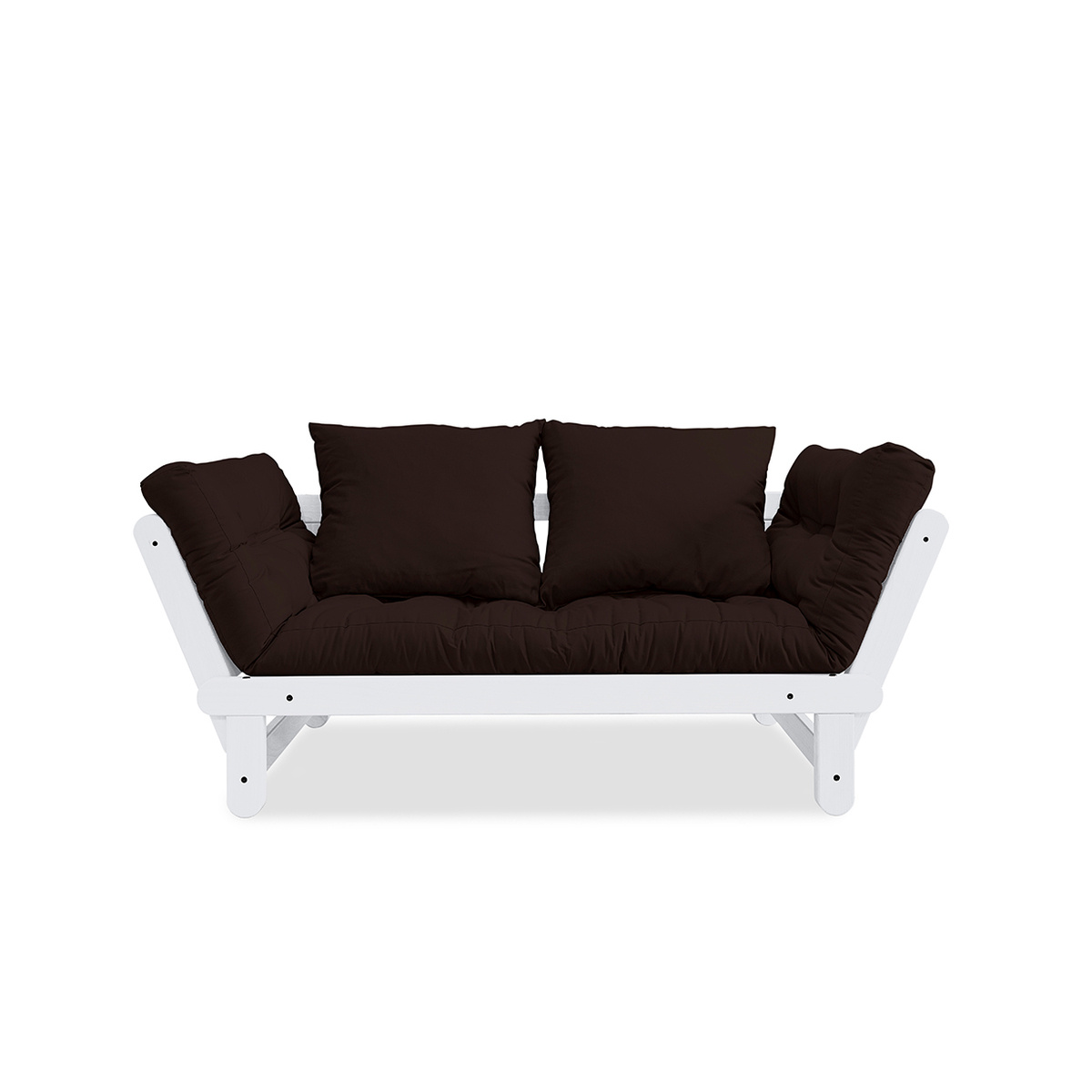 Beat Sofa Bed With White Structure By Karup Lovethesign
