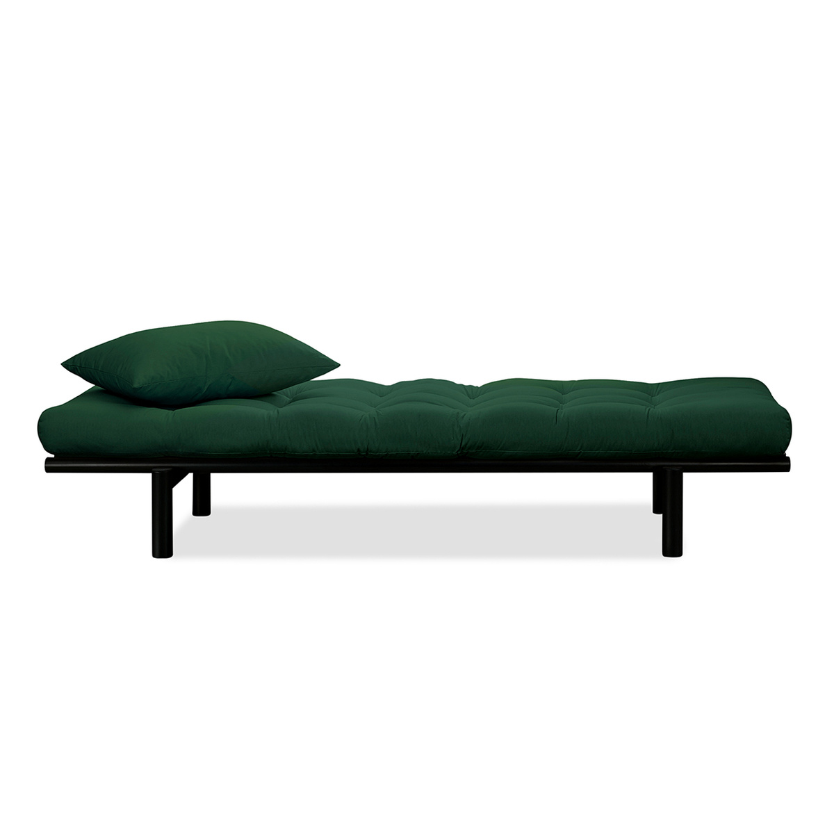 pace sofa bed black by karup lovethesign. Black Bedroom Furniture Sets. Home Design Ideas
