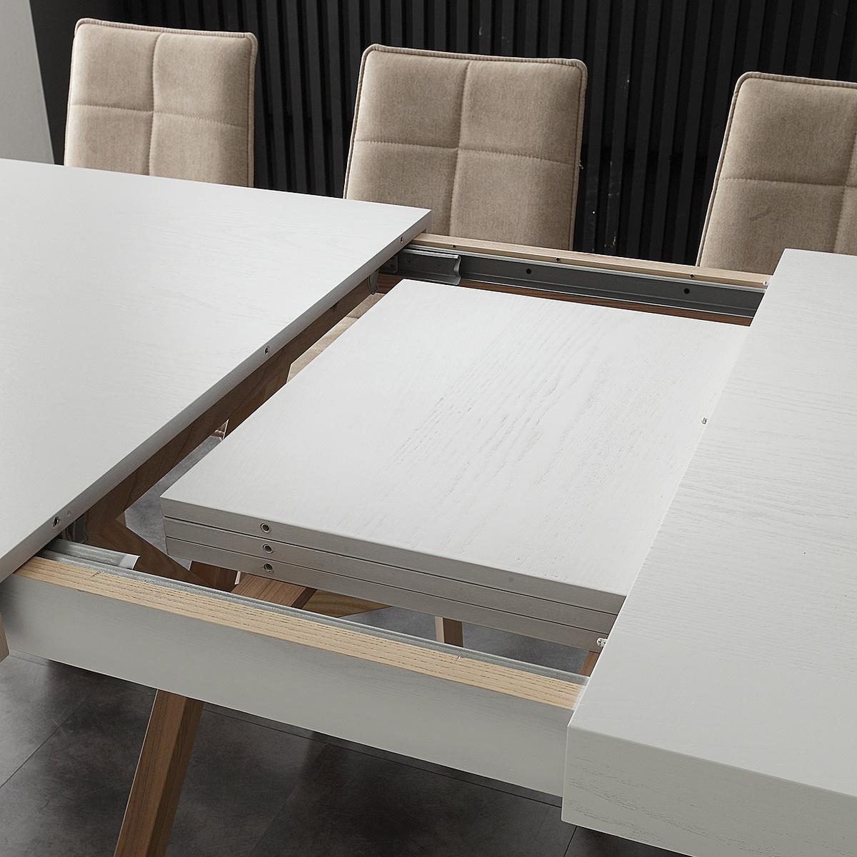 Tavoli Allungabili Fino 360 Cm.Tavolo Allungabile Leonardo