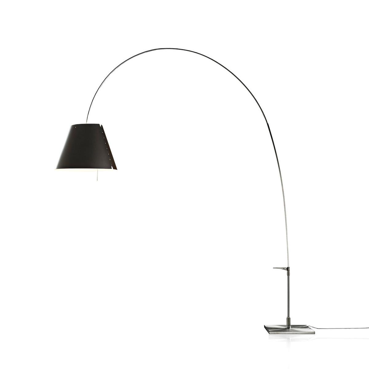 Lampada da terra lady costanza by luceplan lovethesign - Lampade sopra tavolo da pranzo ...