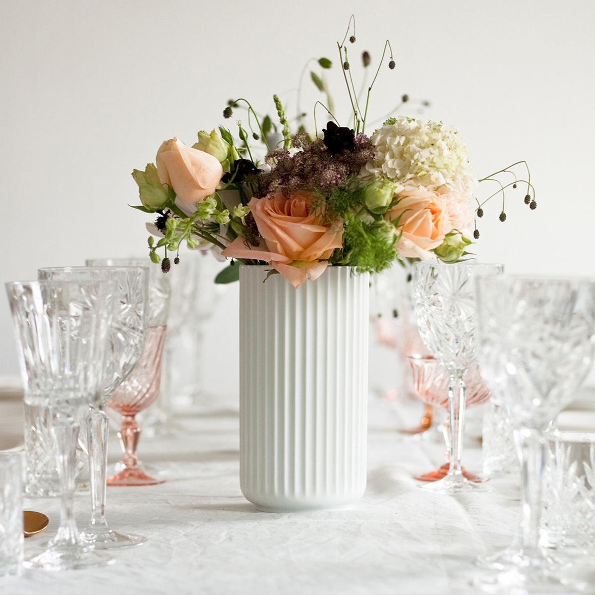 Fantastisk Lyngby vase H 38 cm by Lyngby Porcelæn | LOVEThESIGN AR47