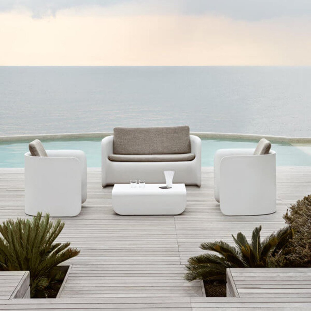Nova outdoor living room furniture set by Myyour | LOVEThESIGN on Outdoor Living Room Set id=65140
